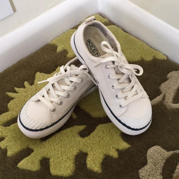 Nwt Nib Keen Elsa White Sneakers